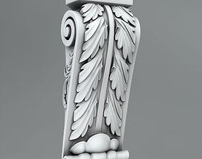 Decorative Corbels 3D