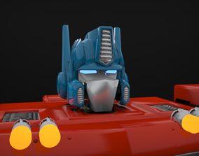 3D model Optimus Prime G1