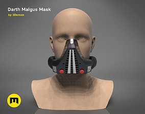 3D printable model Darth Malgus mask - Star Wars
