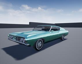 3D model Ford Torino