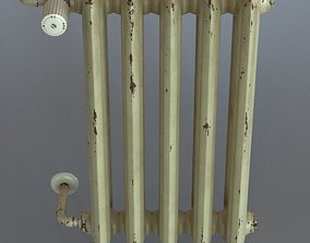 Old Iron Radiator 3D model