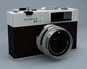 3D model Reel Camera