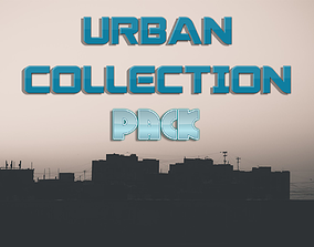 Urban Collection Pack 3D