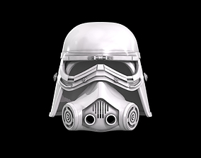 3D printable model Star Ware Solo Mud Trooper Helmet and