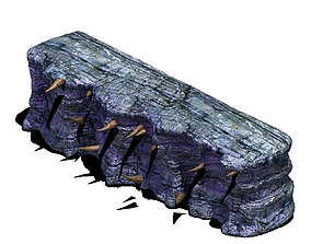 3D Wicked grave - fangs wall 21