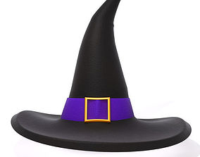 Halloween Hat 3D model