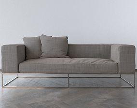 Ile Club Living Divani Sofa 3D model