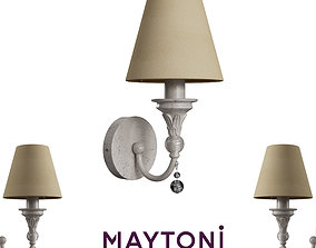 3D Sconce Torino ARM139-01-W Maytoni Classic