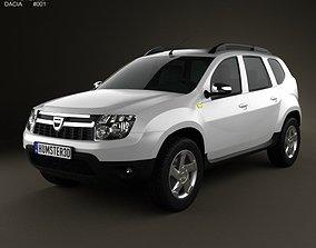 Dacia Duster 3D model