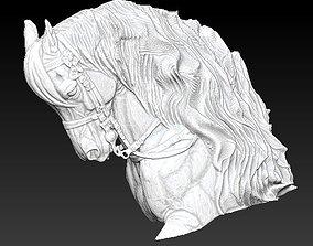 farm horse 3D printable model