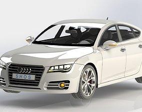 Audi A7 Sportback 3D a5