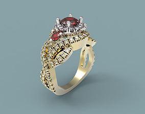 Ring 51 original 3D printable model