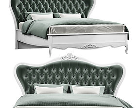 Riviera Bed 3D