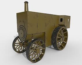 3D model Fowler B-5