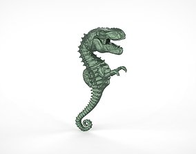 Sea-Rex Tyrannoseahorsus 3D printable model