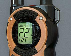 Walkie Talkie Radio 3D model