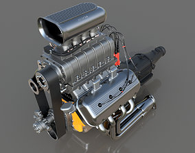 1st gen HEMI vehicle 3D model