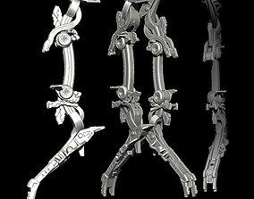 Aloy Bow From Horizon Zero Dawn game 3D print model