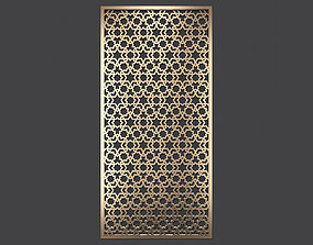 Decorative panel 343 3D