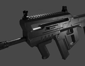 Mamba Redesign 3D model