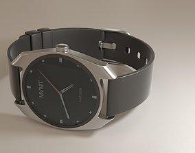3D model clockwork Wrist Watch