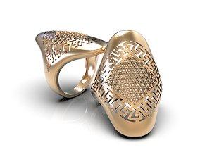 3D print model Openwork ring A0-301212