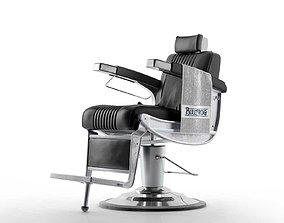 Bullfrog Barber Chair 3D
