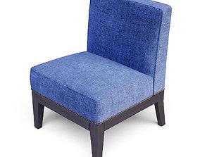 Classic armchair 3D