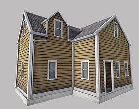 3D asset realtime Boston House
