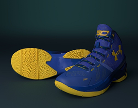 Under Armour Curry Two 3D