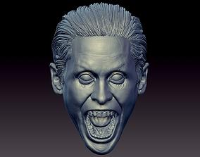 3D printable model Joker Jared Leto Suicide Squad