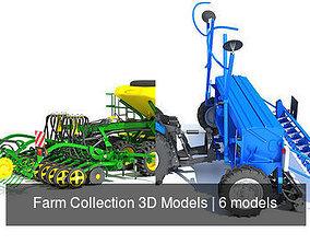 Farm Collection 3D Models