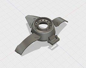 Tracers Chronal Accelerator STL 3D printable model 2