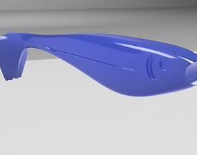 3D print model bait Fishing lure mold