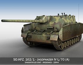 Jagdpanzer IV L70A 3D model