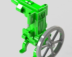 Compressed Air engine V2 WORKING Model