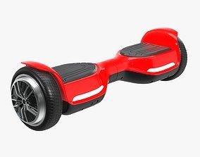 Scooter balance 01 3D model PBR
