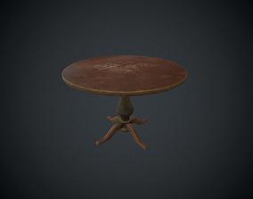 Table v1 pbr 3D model