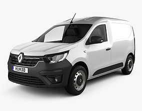Renault Express Van 2021 3D model