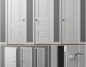 Doors Profil Doors U-series - part 2 3D model