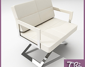 LIVING ROOM ASTER ARMCHAIR 3D model