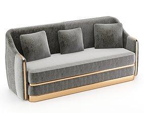 Koket Sofa 3D model