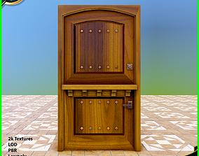 Split Door 3D model