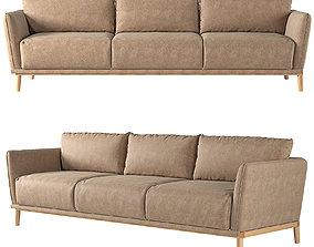 Livya Sofa - 280cm Kaza do sofa 3D model