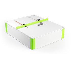 Table SAW 3D printable model