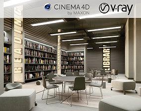 VRay - C4D Scene files - Library 3D