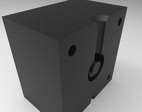 3D printable model KWC uzi - bucking mold