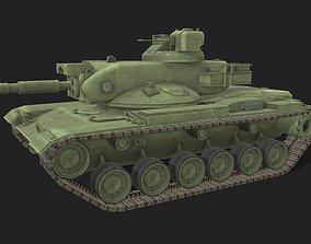 m60a2 3D asset