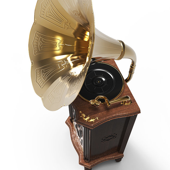 gramaphone walter
