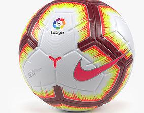 3D model Nike Merlin La LIga Ball